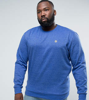 Le Breve PLUS Crew Neck Marl Sweater