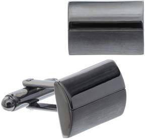 Apt. 9 Men's Domed Gunmetal-Tone Cuff Links