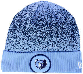 New Era Memphis Grizzlies On Court Collection Cuff Knit Hat