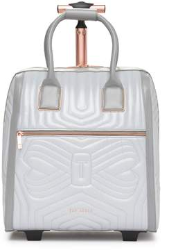Ted Baker Clariaa Reflective Quilted Travel Bag