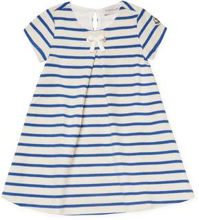 Moncler Cotton Striped Dress