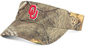 Top of the World Oklahoma Sooners Rtx Visor