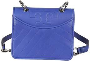 Tory Burch Alexa Shoulder Bag - BLUE - STYLE