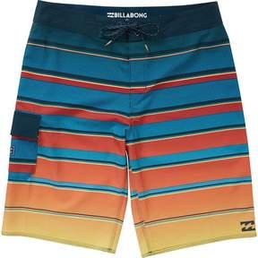 Billabong All Day X Stripe Board Short