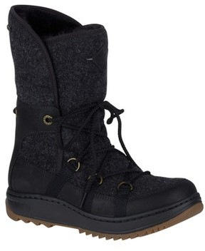 Sperry Women's Powder Ice Cap Thinsulate Insulated Water Resistant Boot