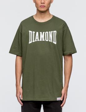Diamond Supply Co. Crescendo S/S T-Shirt