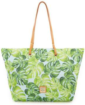 Dooney & Bourke Montego Collection Addison Tote - CARIBBEAN BLUE - STYLE