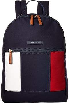 Tommy Hilfiger TH Flag Canvas Backpack Backpack Bags