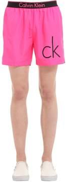 Calvin Klein Underwear Neon Nylon Swim Shorts
