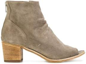 Officine Creative open toe ankle boots