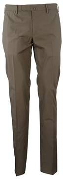 Incotex Men's 1gwt309144r425 Beige Cotton Pants.
