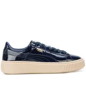 Puma Basket flatform sneakers