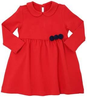 Il Gufo Cotton Sweatshirt Dress