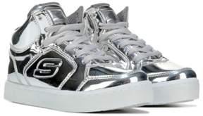 Skechers Kids' Energy Lights High Top Sneaker Pre/Grade School