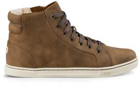Sole Society Gradie High Top Leather Sneaker