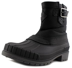 Kamik Avelle Round Toe Synthetic Bootie.