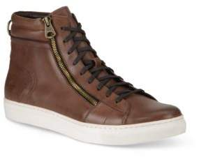 Andrew Marc Remsen High-Top Sneakers