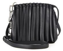 Alexander Wang Attica Fringed Leather Crossbody Bag