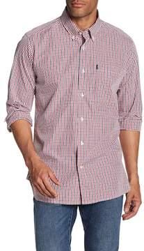 Barbour Alston Plaid Tailored Fit Shirt