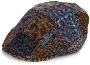 Daniel Cremieux Patchwork Driver Hat