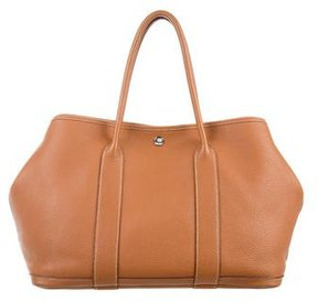 Hermes Togo Garden Party 36 - BROWN - STYLE