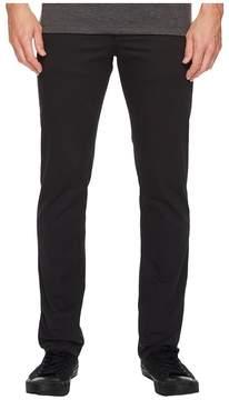 VISSLA Profile Stretch Twill Slim Fit Five-Pocket Pants Men's Casual Pants