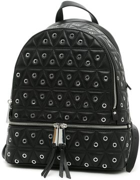 MICHAEL Michael Kors Quilted Rhea Backpack - BLACK|NERO - STYLE