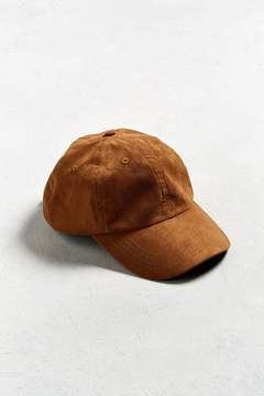 Urban Outfitters Suede Baseball Hat