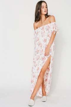 Flynn Skye Maple Floral Maxi Dress