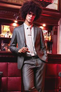 boohoo Slim Fit Suit Blazer
