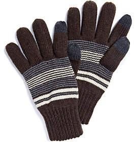 Muk Luks Men's Basic Texting Gloves