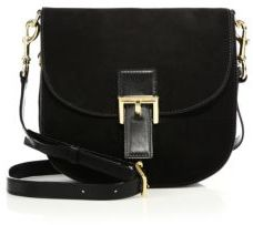 Marc Jacobs NS Decoy Suede Crossbody Bag