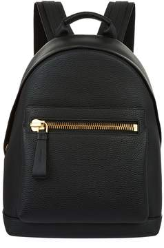 Tom Ford Leather Buckley Backpack