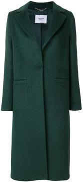 Blugirl single button midi coat