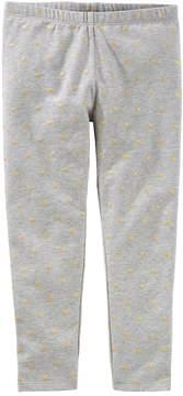 Osh Kosh Oshkosh Bgosh Toddler Girl Gray Leggings