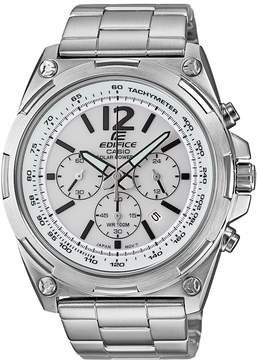 Casio Men's Edifice Stainless Steel Solar Chronograph Watch - EFR545SBD-7BVCF