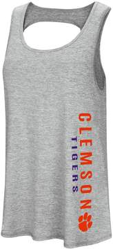 Colosseum Women's Clemson Tigers Twisted Back Tank Top