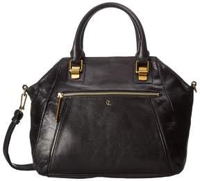 Elliott Lucca Faro City Satchel Satchel Handbags