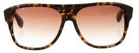 Dita Wolf Aviator Sunglasses