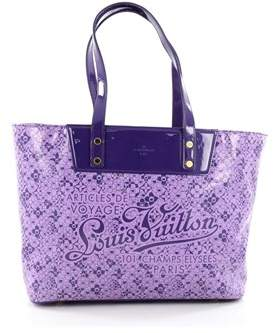 Louis Vuitton Pre-owned: Voyage Tote Cosmic Blossom Pm. - PURPLE - STYLE