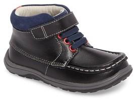 See Kai Run Infant Boy's Owen High Top Sneaker Bootie