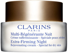 Clarins Extra-Firming Night Cream - Special for Dry Skin, 1.7 oz