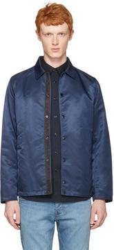 Rag & Bone Navy Matty Jacket