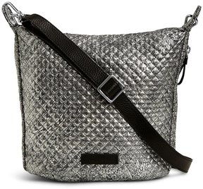 Vera Bradley Carson Metallic Mini Cross-Body Bag - MIST - STYLE