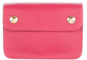 Hermes Courchevel Waist Bag - RED - STYLE