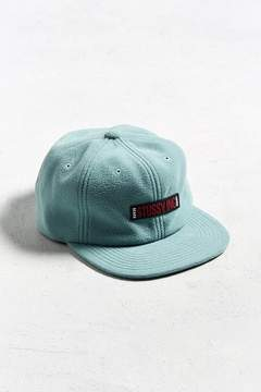 Stussy Microfleece Strapback Hat