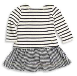 Petit Bateau Baby's Laurent Long Sleeve Dress