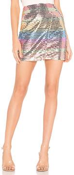 Lovers + Friends Carmen Mini Skirt