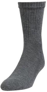 Gildan Men's Performance Stretch moveFX Mid-Crew Socks 6-pack