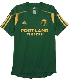 adidas MLS Portland Timbers Primary Logo Graphic T-Shirt